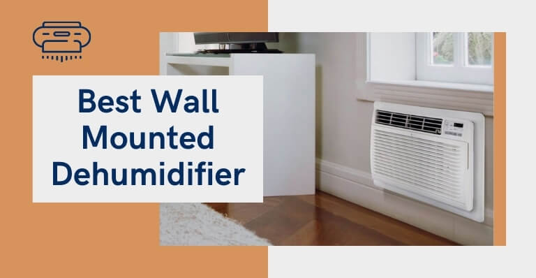 Best Wall Mounted Dehumidifier