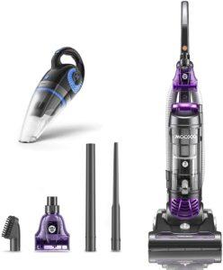 MOOSOO Powerful Vacuum Cleaner