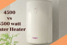 4500 vs 5500 watt Water Heater