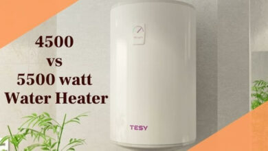 4500 vs 5500 watt Water Heater