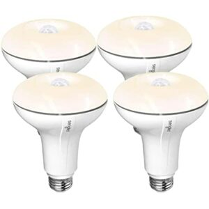 GELIL LED + Motion Sensor Outdoor Light bulb