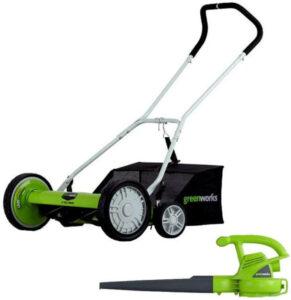 Greenworks Lawn Mower